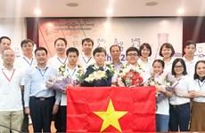 Olympiades internationales de Chimie 2020 : Le Vietnam se classe au 2e rang mondial