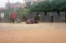 Vinh Phuc : De fortes pluies tuent deux personnes et affectent la production agricole