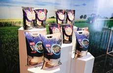 Les produits de riz de Vinaseed conquièrent le marché international