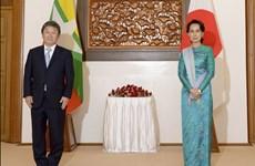 Le Japon et le Myanmar conviennent de rouvrir leurs frontières