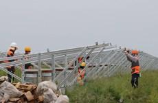 Accélérer la mise sous tension du projet d'énergie solaire Loc Ninh - Binh Phuoc le 31 décembre