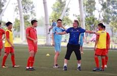 Football : L'équipe U19 bien préparée pour le Championnat d'Asie U19 2020