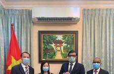 COVID-19 : le Vietnam fait don de 20.000 dollars aux Maldives