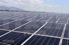 Une entreprise vietnamienne participe au développement de l'énergie solaire au Laos