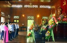 Nghê An commémore le 51e anniversaire du décès du Président Hô Chi Minh