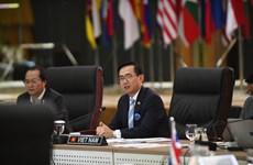 L'ambassadeur vietnamien Tran Duc Binh élu  Secrétaire général adjoint de l'ASEAN