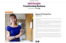 La PDG de Vietjet nommée parmi les 100 personnes qui transforment les affaires en Asie