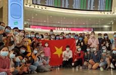 COVID-19: rapatriement de 340 citoyens vietnamiens d'Israël  l'Europe
