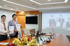 PV GAS : coopération sur la construction d'un système de gestion de distribution du GPL