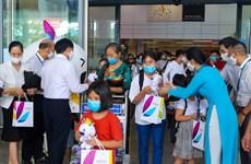 L'ancien hot spot de COVID-19 Da Nang accueillit ses premiers touristes post épidémie