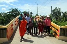 Kien Giang: coopération internationale pour aider le développement des zones de minorités ethniques