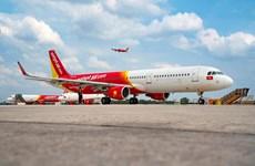 Vietjet reprend l'ensemble de son réseau de vols intérieurs et offre une réduction de prix de 50%