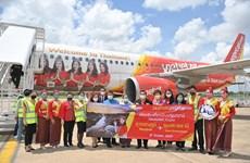 Thai Vietjet inaugure la liaison Bangkok - Ubon Ratchathani