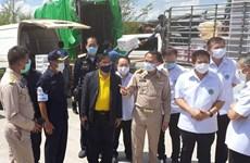 COVID-19: Situation épidémique en Thaïlande, en Indonésie et aux Philippines