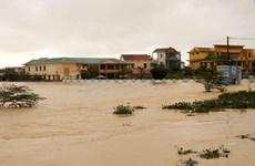 Crues : La communauté des Vietnamiens en Australie et au Canada soutient des sinistrés au Centre