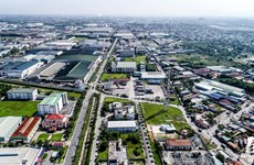 Binh Duong attire 840,5 millions de dollars d'investissement en neuf mois