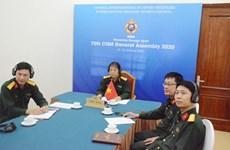 Le Vietnam participe à la 75e Assemblée générale du Conseil international du sport militaire
