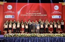 Les 500 entreprises du Vietnam aux plus grands profits à l'honneur