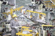 Les produits industriels manufacturiers représentent 84,8% des exportations nationales