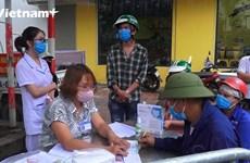 COVID-19: sanctions pour le non port du masque de protection en public à Hanoï