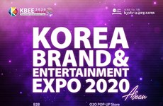 "Bientôt le salon virtuel ""Korea Brand & Entertainment - ASEAN 2020"""