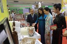 Ouverture de la Foire de villages de métiers et de produits OCOP du Vietnam 2020 à Hanoï