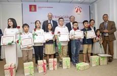 Concours: le Danemark dans les yeux de 16.000 élèves vietnamiens