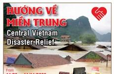 Une chaîne de restauration vietnamo-américaine lève des fonds pour soutenir les sinistrés du Centre