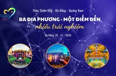 Da Nang, Quang Nam et Thua Thien-Hue s'associent pour stimuler la relance touristique