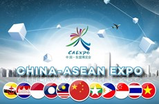 Le Vietnam participe à la 17e Foire Chine-ASEAN (CAEXPO)