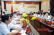 Binh Phuoc déroule le tapis rouge aux investisseurs sud-coréens