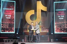 La chaîne anti-fausses nouvelles Factcheckvn remporte le prix TikTok Awards Vietnam 2020