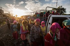 Cambodge: 23 millions de dollars remis aux travailleurs touchés par le COVID-19