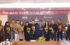 """Le chanteur Tung Duong remporte une grande victoire lors des 16e Prix """"Cống hiến"""""""