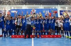 Le club Thai Son Nam nominé parmi les 10 meilleures équipes de futsal du monde