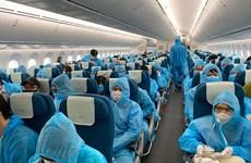 COVID-19: Suspension des vols en provenance du Royaume-Uni et d'Afrique du Sud