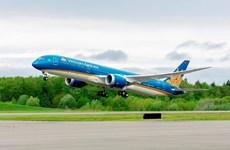 Vietnam Airlines garantit les meilleurs services pour le 13e Congrès national du Parti