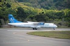 Vietnam Airlines et Vasco ré-exploitent la ligne aérienne Hô Chi Minh-Ville - Rach Gia (Kien Giang)