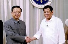 Les Philippines et la Chine renforcent la coopération économique et commerciale