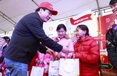 Un programme de Vietjet donne aux minorités de Lao Cai un Tet plus chaleureux