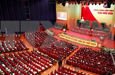 L'importance du 13e Congrès du Parti aux yeux de médias étrangers