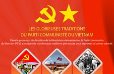 Les glorieuses traditions du Parti communiste du Vietnam