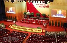 L'ouverture du 13e Congrès national du PCV attire l'attention des médias internationaux