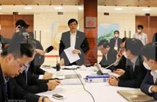 COVID-19: deux hôpitaux de campagne à Hai Duong prêts à traiter les patients