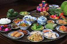 Plateau traditionnel du Têt, culture culinaire unique