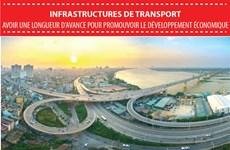 Transport: Avoir une longueur d'avance pour favoriser le développement économique