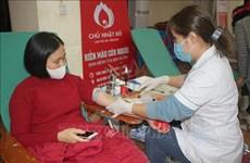 Don de sang: l'Institut central d'hématologie et de transfusion sanguine relance son appel