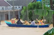 Aide sud-coréenne pour Quang Tri à surmonter les conséquences des catastrophes naturelles