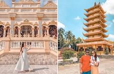 Cinq pagodes du Sud-Ouest à l'architecture unique