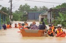 L'USAID aide la province de Quang Ngai à répondre aux catastrophes naturelles